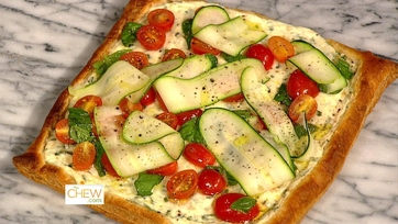 Dish of the Day: C&C Farm Factory\'s Cheese Tart- 1
