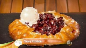 Cherry Crostata