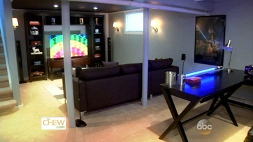 A Man Cave Makeover!