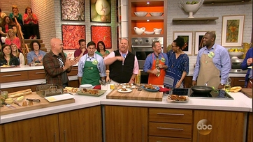 Dish of the Day: The Great Audience Cook-Off - 2