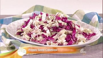 Poppy Seed Coleslaw