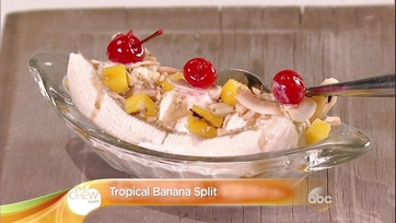 Tropical Banana Split: Part 1