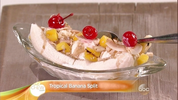 Tropical Banana Split: Part 2