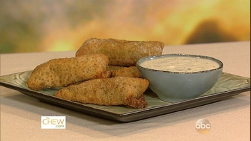 Brian\'s Avocado Egg Rolls