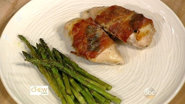 Jessica\'s Chicken Saltimbocca