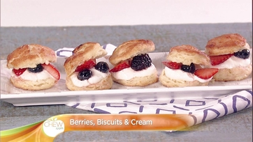 Berries, Biscuits & Cream: Part 2
