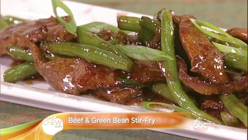 Beef and Green Bean Stir-Fry: Part 1