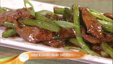 Beef and Green Bean Stir-Fry: Part 2