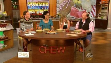 Chat N\' Chew: Summer Blockbuster Bites