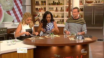 Garcelle Beauvais Gets Cooking - 2