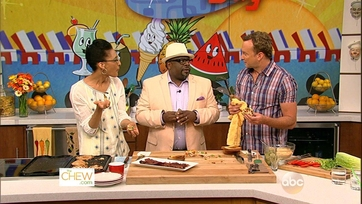 C&C Food Factory with Cedric the Entertainer - 2