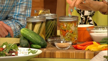Carla\'s Tip for Pickling Veggies