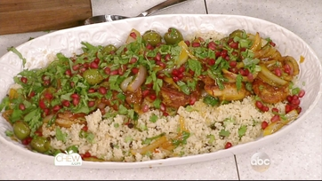 Moroccan Chicken Tagine: Part 2