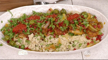 Moroccan Chicken Tagine: Part 1