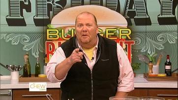 Andrew Zimmern\'s Crazy Delicious Burgers - 1