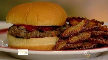 Meatloaf Burgers and Seasoned Fries: Part 1