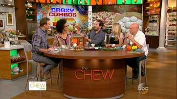 Chat N\' Chew: Crazy Combos