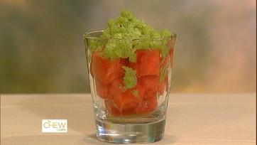 Cooking Light\'s Watermelon Granita