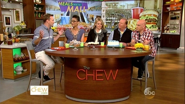 Chat N\' Chew: Meals From The Mall