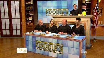 Judge Foodie: Supreme Food Court!