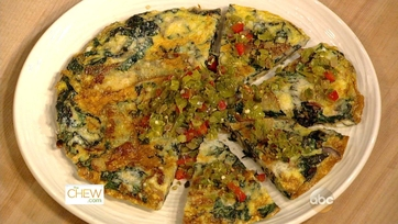 Dish of the Day: Mario\'s Frittata - Part 1