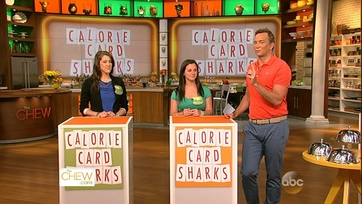 Clinton\'s Calorie Card Sharks!