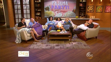 Chat N\' Chew: Pajama Party!