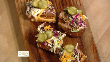 Dish of the Day: Clinton\'s Pork Picnic Sandwich, 1
