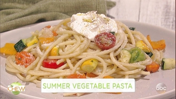Clinton Kelly\'s Summer Vegetable Pasta