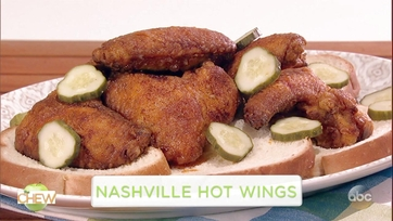 Carla Hall Makes Nashville Hot Wings With Florida Georgia Line: Part 1