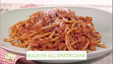 Mario Batali\'s Bucatini All\'Amatriciana: Part 1
