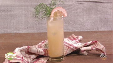 Clinton Kelly\'s Fennel Grapefruit Delight