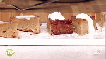 Carla Hall\'s Upside Down Apple Cake: Part 2