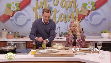 Clinton Kelly\'s Chicken au Poivre: Part 2