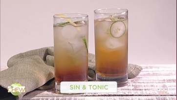 Carla Hall\'s Sin and Tonic