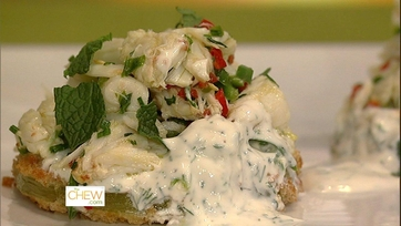 Dish of the Day: Michael\'s Crab Salad - 1