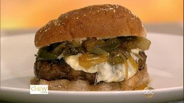 Ingrid Hoffmann\'s Latin Burgers - 1