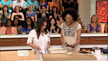 Angie Martinez Gets Cooking - 2