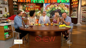 Chat N\' Chew: Salute to Fruit