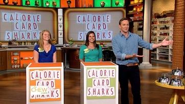 Clinton\'s Calorie Card Sharks