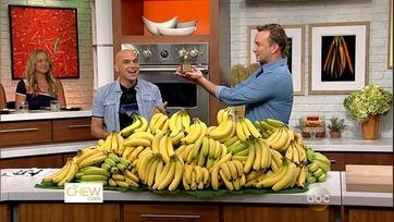 Michael and Geoffrey\'s Banana Battle - 2
