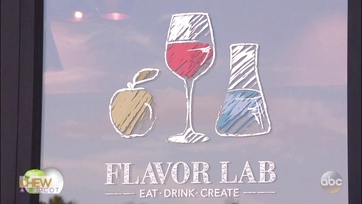 The Chew Goes Behind The Scenes at Disney\'s Flavor Lab