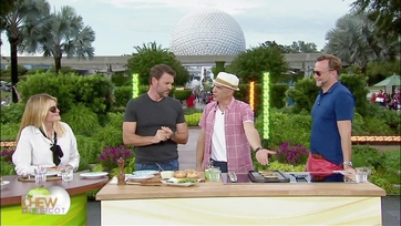Michael Symon and Scott Foley Make a Fresh Tuna Burger: Part 2