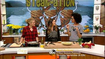 Sabrina Soto Gets Cooking - 2