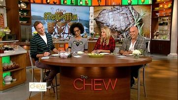 Chat N\' Chew: Steak-Ation