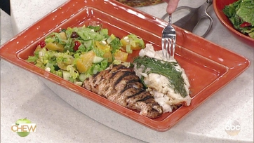 Grilled Snapper with Greek Salad: Part 2