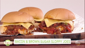 Bacon and Brown Sugar Sloppy Joes: Part 1