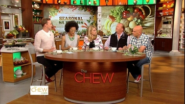 Chat N\' Chew: Seasonal Suppers