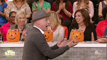 Michael Symon\'s Pumpkin Chorizo Fondue: Part 1
