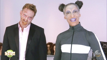 The Chew\'s Monster Makeovers with Clinton and Carla